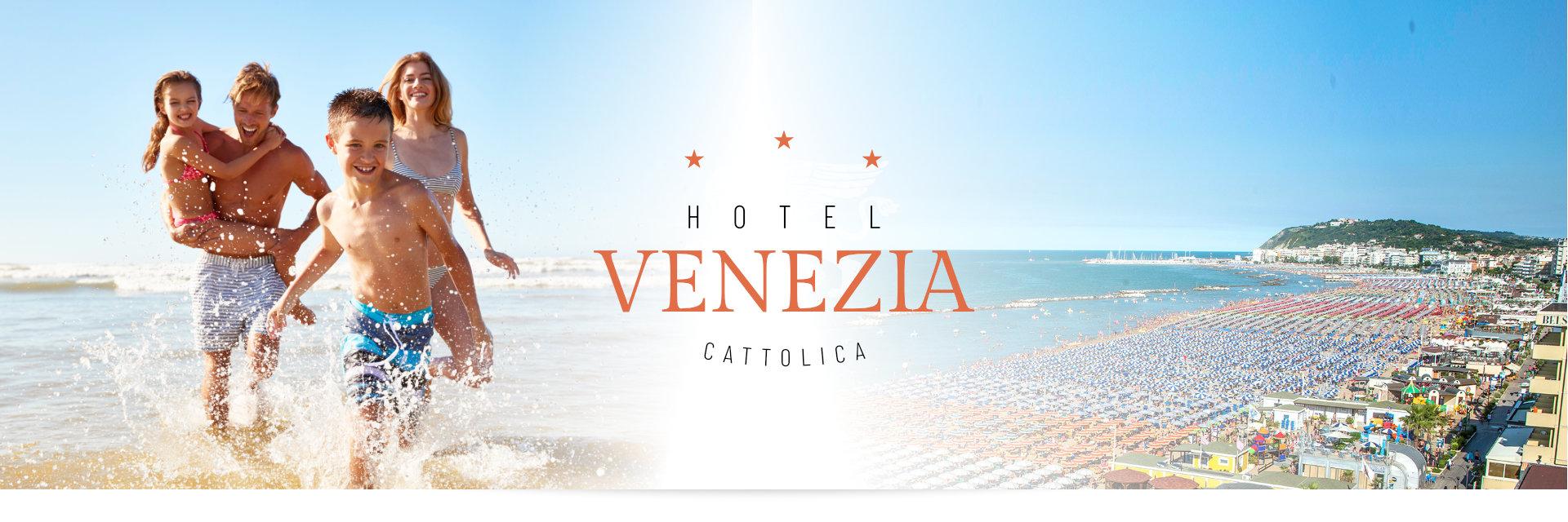 Offerte Vacanze Estive Hotel Venezia Cattolica