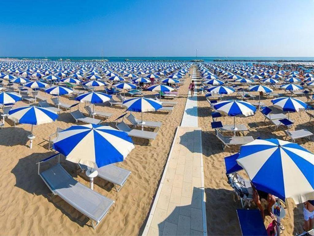 Spiaggia - Scopri come passare le tue giornate all'Hotel Venezia