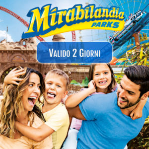 Mirabilandia (valido 2 giorni)