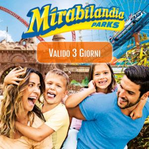 Mirabilandia (valido 3 giorni)