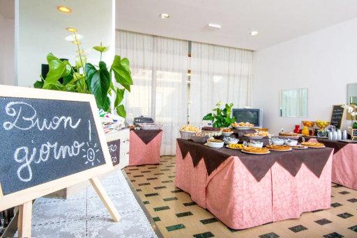 Sala Breakfast Hotel Venezia